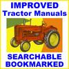 Thumbnail Massey-Harris MH Model 20 & 22 Tractor Shop Workshop Repair Manual - IMPROVED - DOWNLOAD