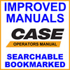 Thumbnail Case 1150E & 1155E Crawler Operators Owner Instruction Manual - IMPROVED - DOWNLOAD