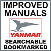 Thumbnail Collection of 2 files: Yanmar 6CXM-GTE 6CXM-GTE2 Engine Service Repair Manual & Operator Instruction Manual - IMPROVED - DOWNLOAD