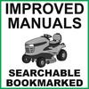 Thumbnail John Deere 200 208 210 212 214 216 Lawn Garden Tractor Service Manual - IMPROVED - DOWNLOAD