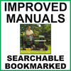 Thumbnail Collection of 2 files - John Deere 317 Hydrostatic Tractor Repair Service Manual & Operators Manual - IMPROVED - DOWNLOAD