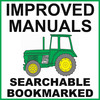 Thumbnail John Deere 110 Tractor TLB Service Technical Manual TM1987 - IMPROVED - DOWNLOAD