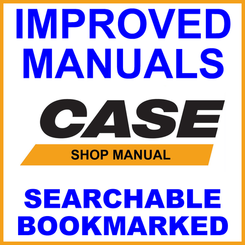 Product picture Case Factory WX210 & WX240 Hydraulic Wheel Excavator Service Repair Workshop Manual - IMPROVED - DOWNLOAD