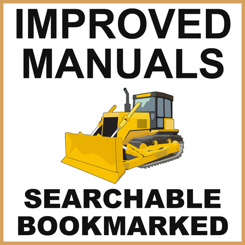 Product picture Collection of 2 files - Case 550H Crawler Tractor Dozer Operators Manual & Parts Catalog Manuals - IMPROVED - DOWNLOAD